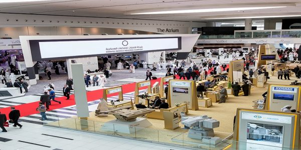 IDEX and NAVDEX Pavilion at Eurosatory 2016 Attracts Key Decision Makers in Global Defence Industry