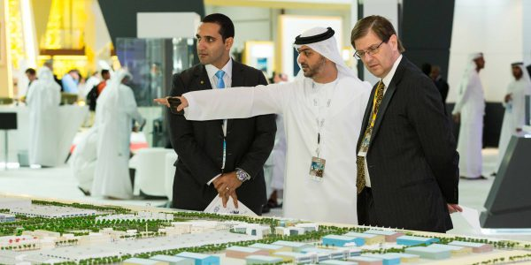 Agility Wins Contract for Three Major Defense Shows in UAE