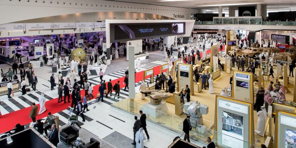 IDEX 2019 secures 95 per cent booking as global platform puts spotlight on AI & Fourth Industrial Revolution